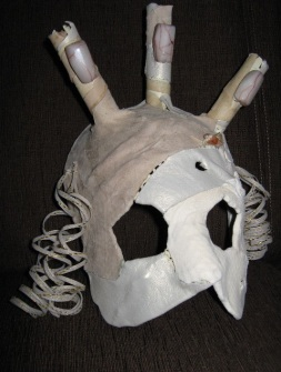 Player Queen Mask