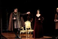 Claudius & Gertrude