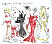 Diana - Paper Dolls