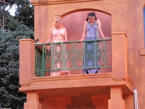 Luciana and Adriana
