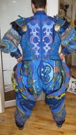 Genie, back view