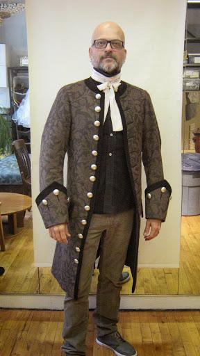 Townsperson coat
