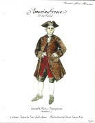 Toni-Leslie James' design for a Townsperson in Amazing Grace.