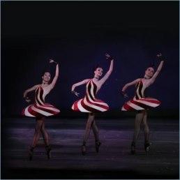 Marzipan Dancers for Arizona Ballet's Nutcracker
