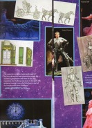 William Ivey Long's design for the Prince as illustrated in Cinderella's souvenir program.