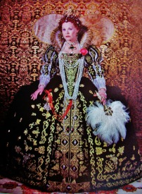 Completed costume depicted in the souvenir program