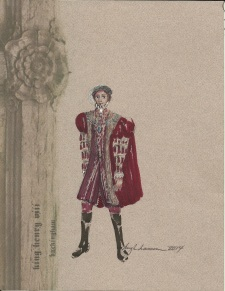 The Duke of Buckingham, based on historical sources